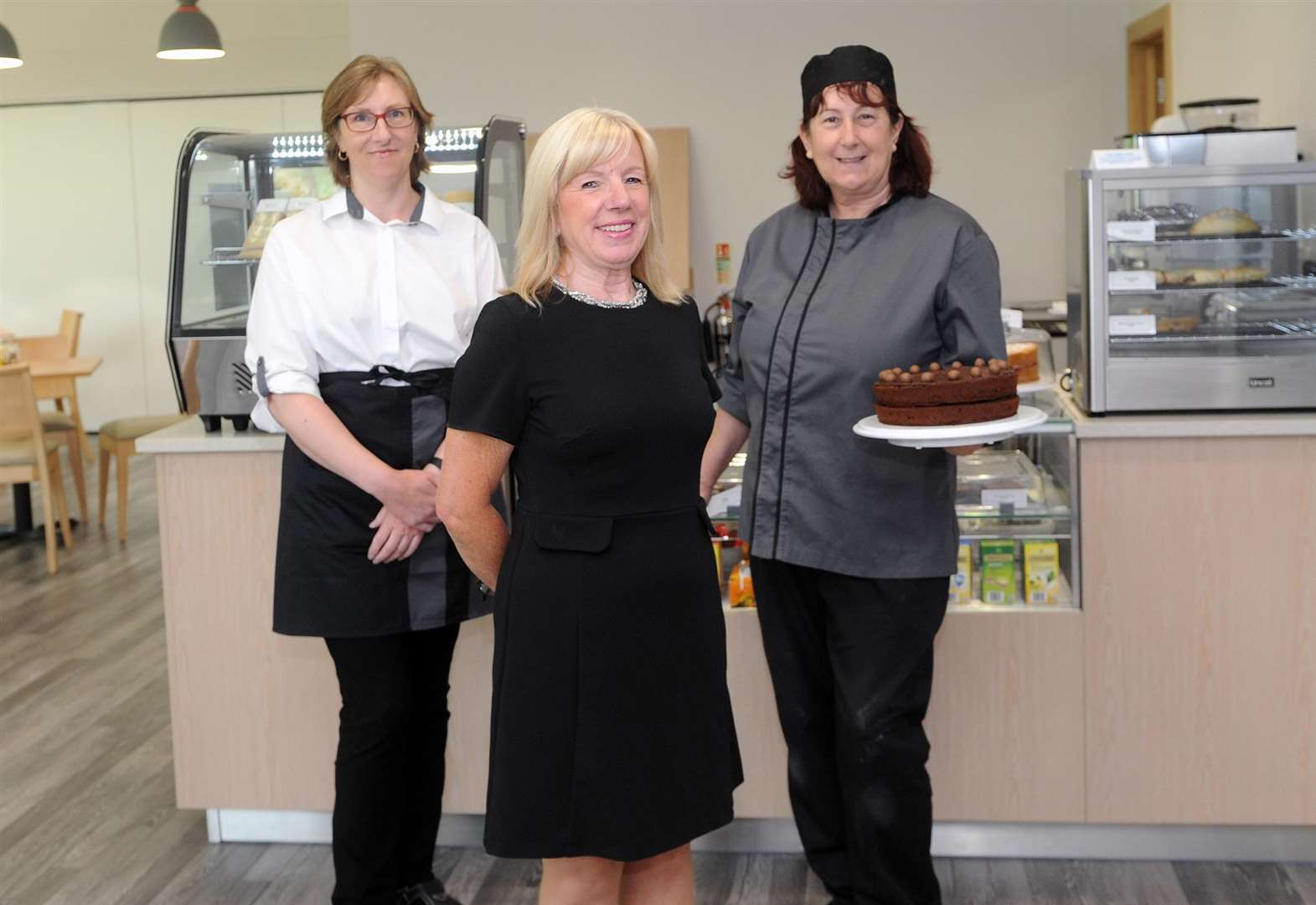 All welcome as crematorium opens café and hospitality suite