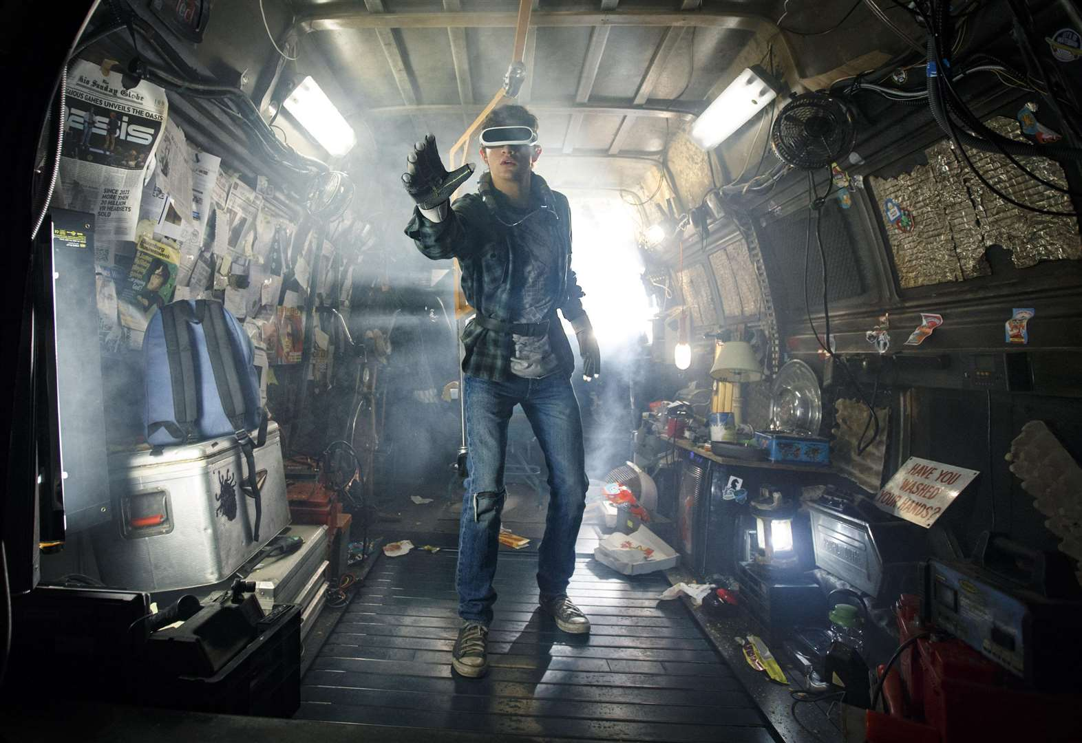 Ready Player One tops the chart