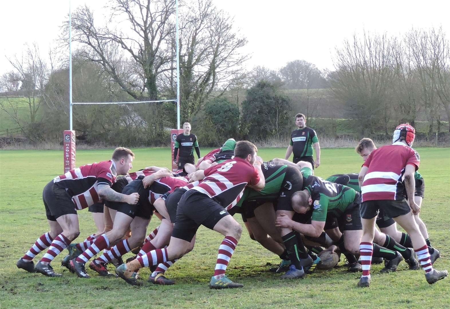 Newmarket start Shield with a defeat at the leaders Hadleigh