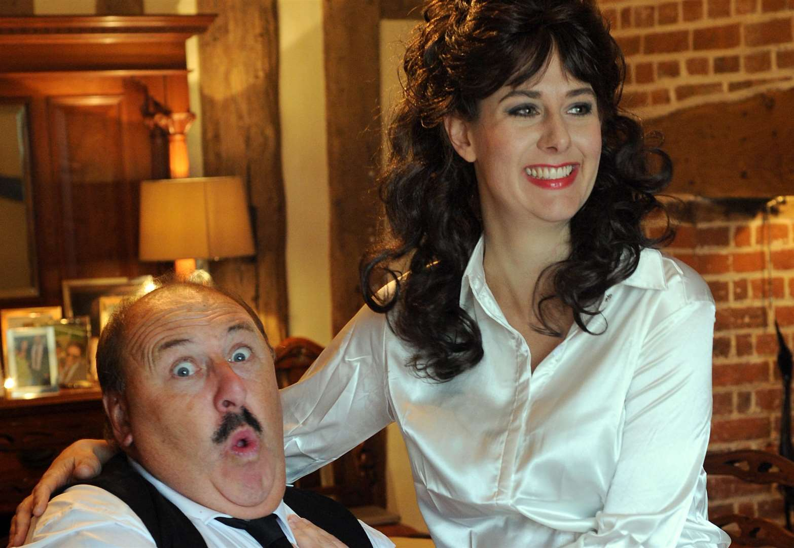 REVIEW: 'Allo 'Allo at The Theatre Royal in Bury St Edmunds