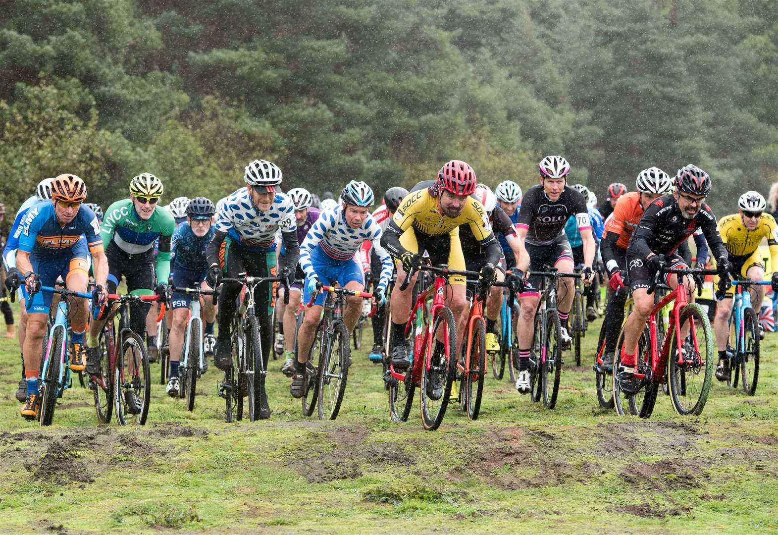 Tricky weather conditions do little to hamper Wheelers' West Stow event