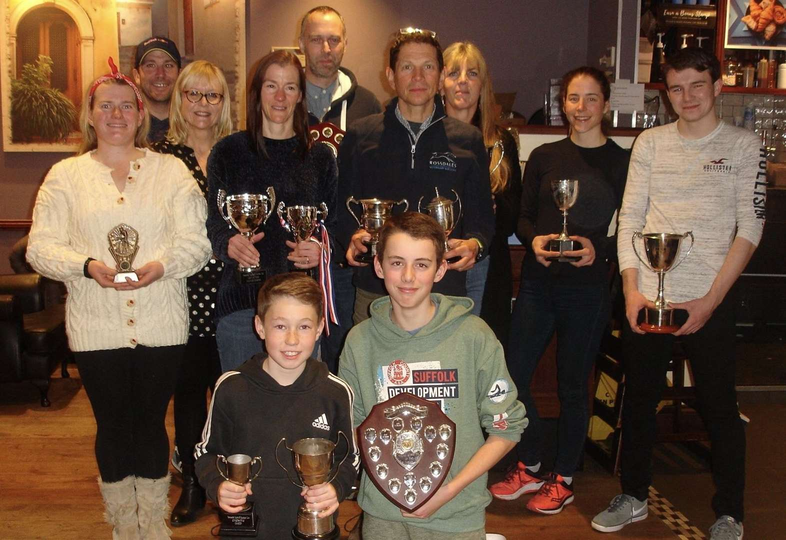 Club celebrates another good year