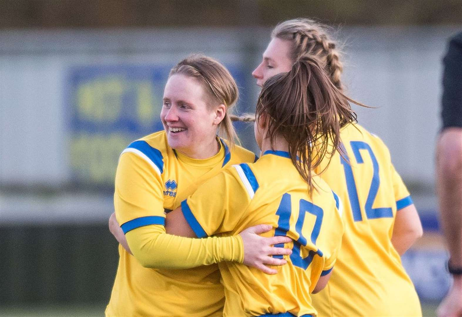 Four-some display as AFC Sudbury Women out-score title challengers