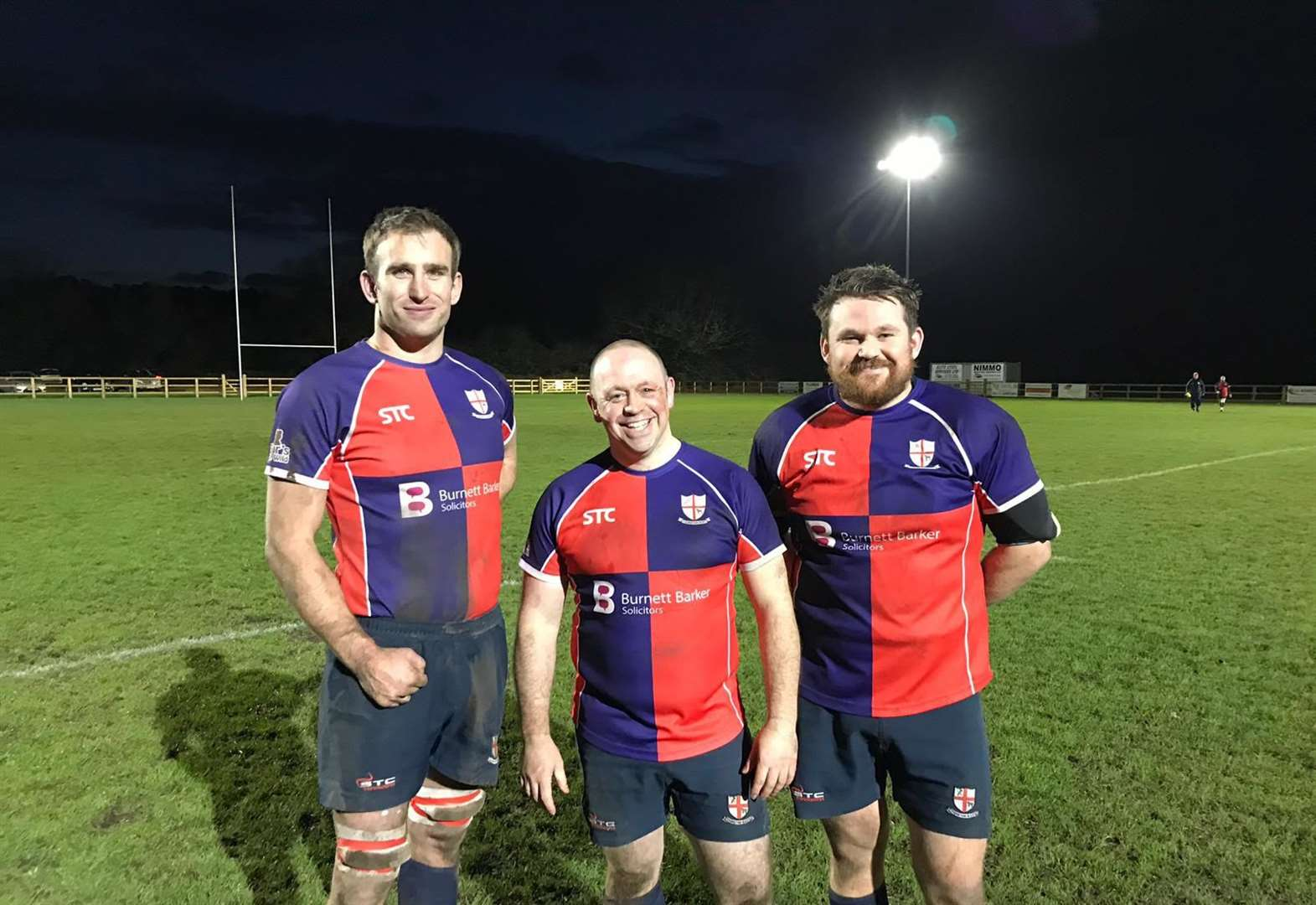 Thurston Rangers Rugby Club players on Only Connect