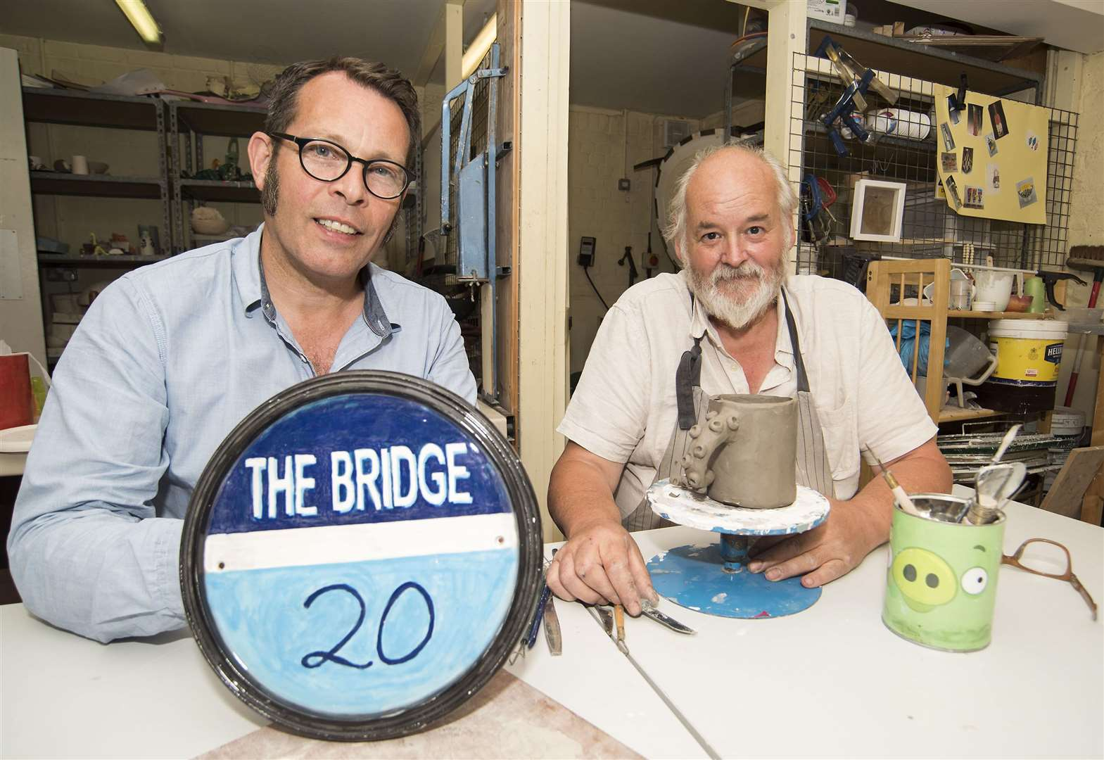 Bridge Project in Sudbury receives £10,000 grant to expand workshop offerings