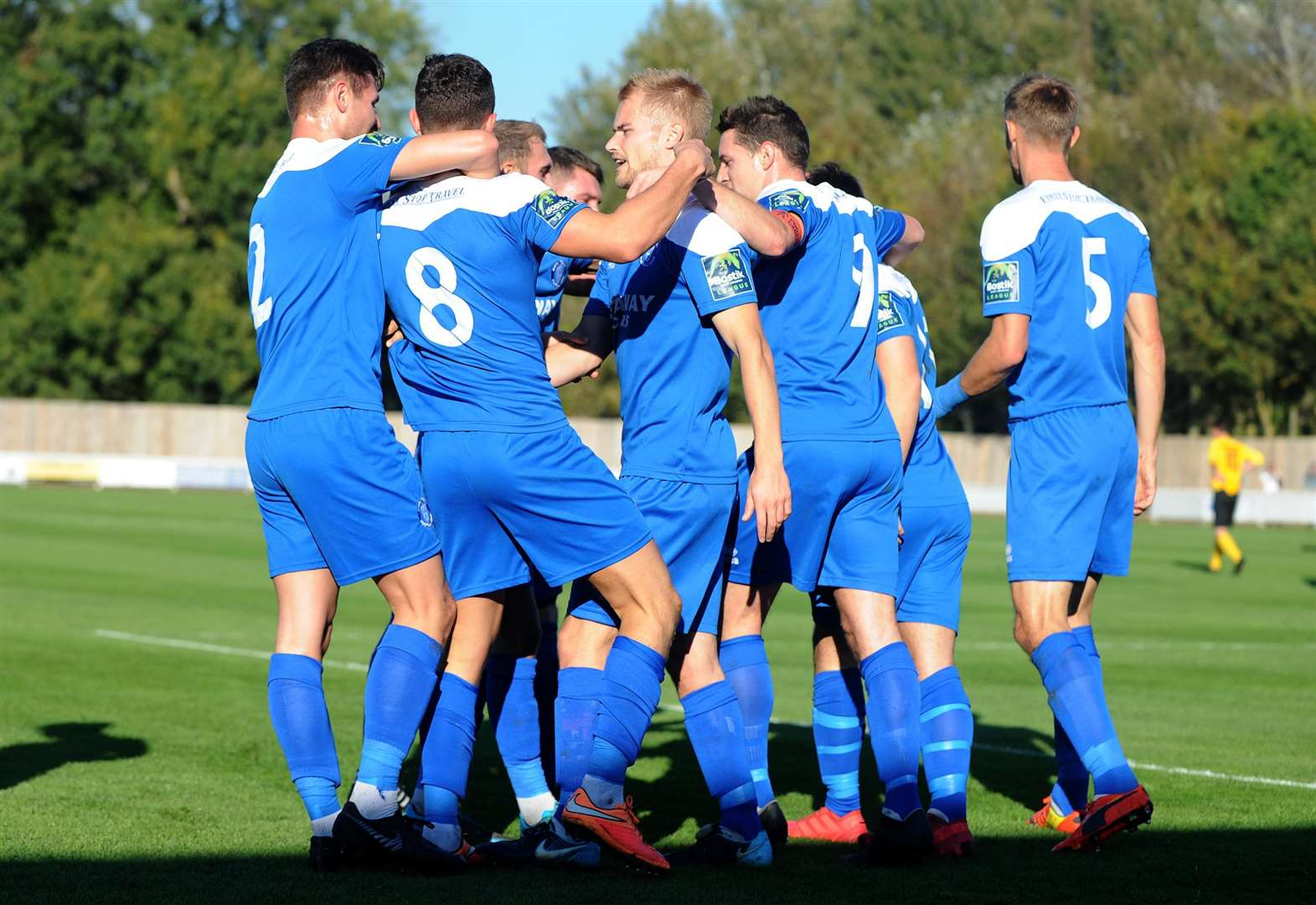 Saturday's local football round-up: VIDEO reaction to Bury Town derby win