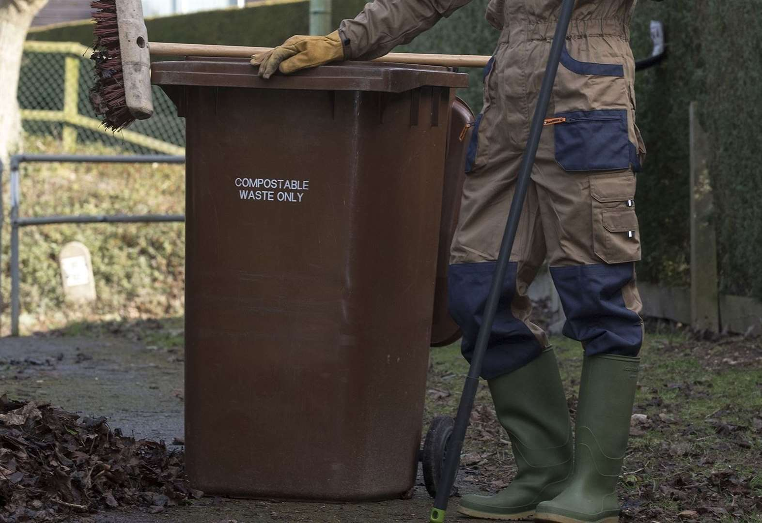 This is how many Suffolk councils charge over the national average for brown bin collections