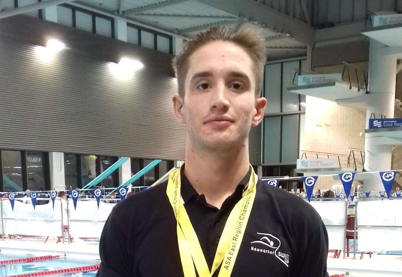 Two medals for Larghero