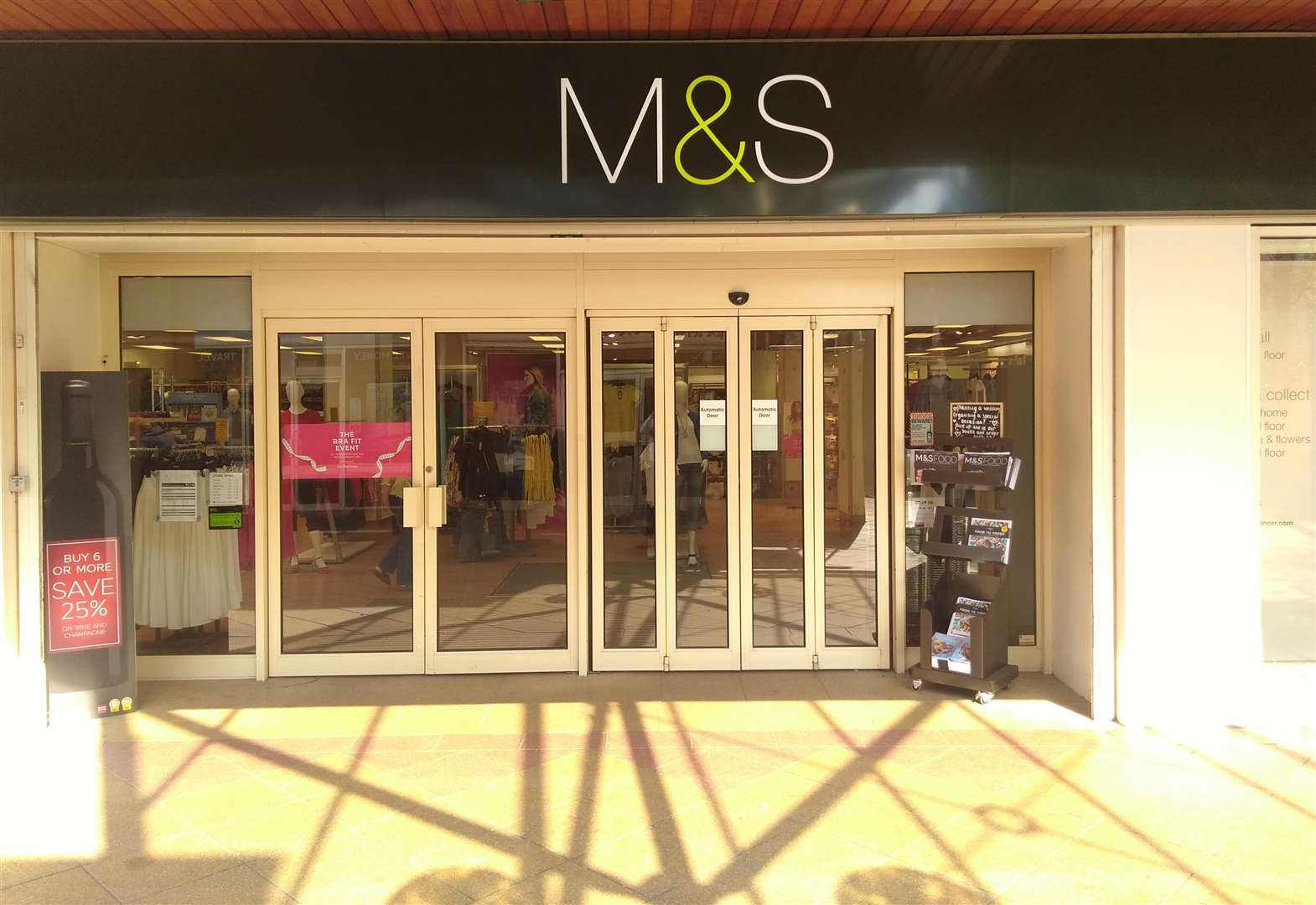 M&S confirms it will close its Newmarket store in August