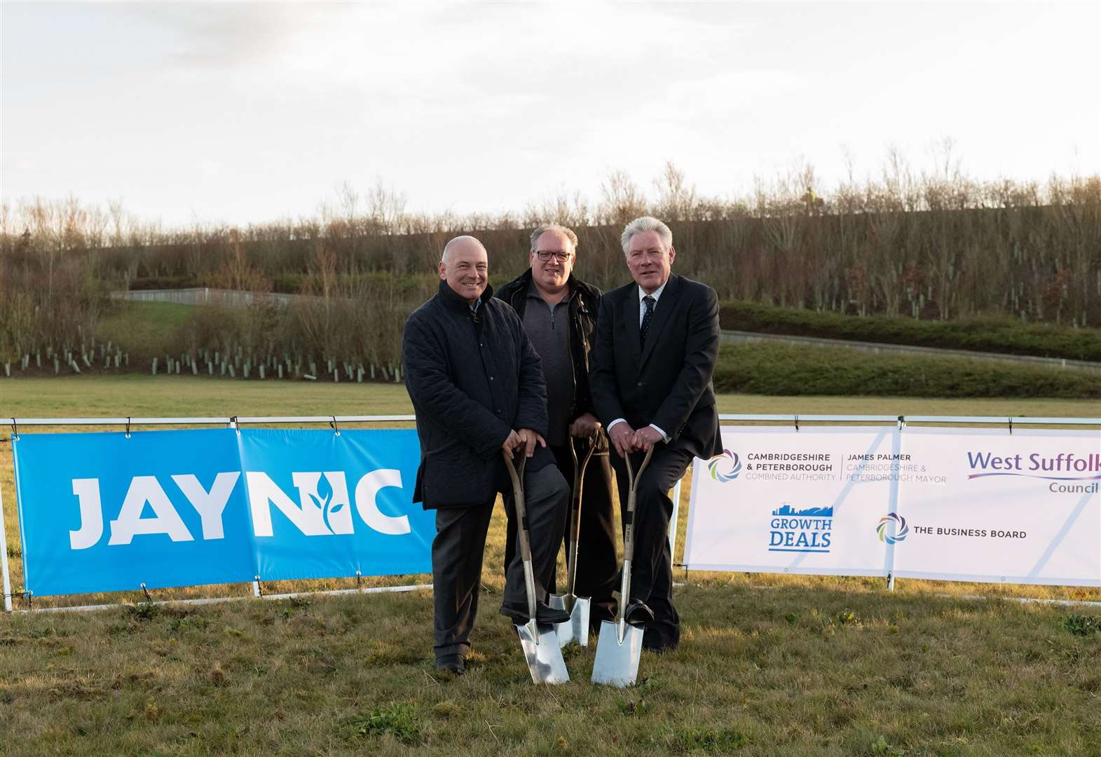 Work gets underway on new innovation and business centre