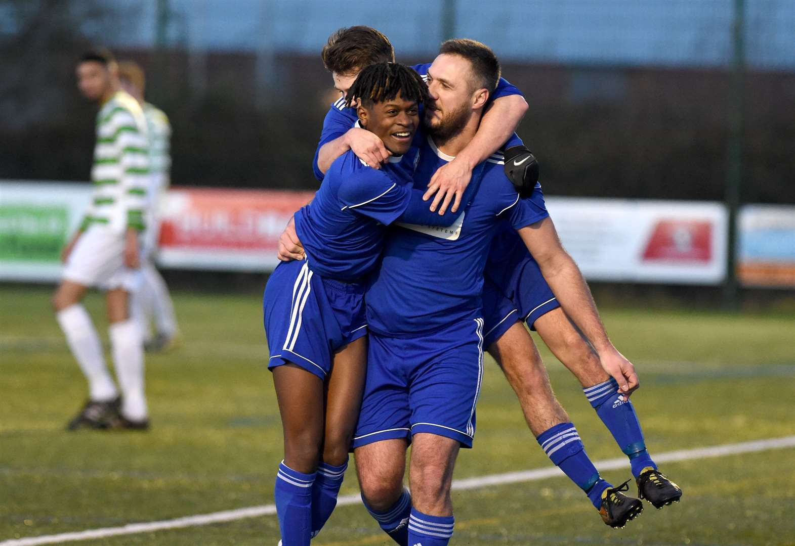 'We're getting stronger' says Habbin after Borough win