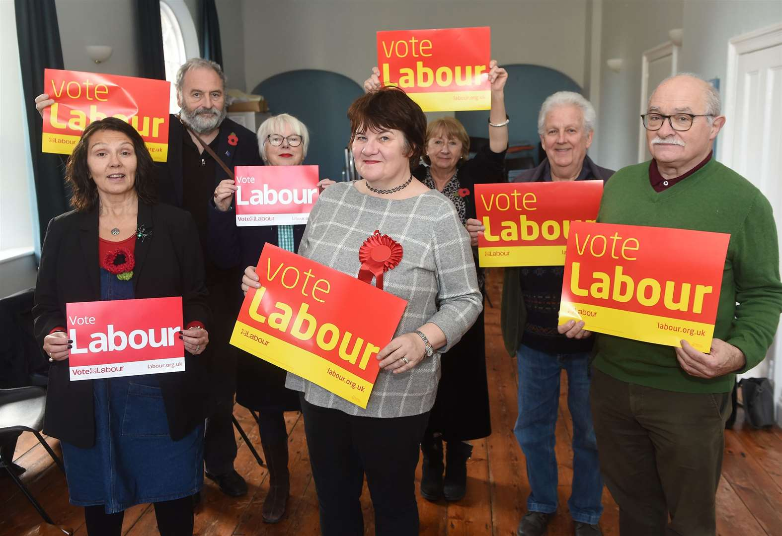 Labour unveils South Suffolk candidate at election campaign launch in Hadleigh