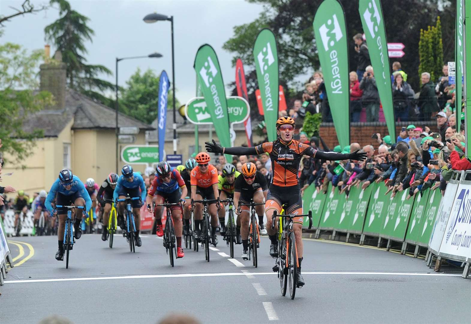 Haverhill to host start of final stage of The Women's Tour in 2020