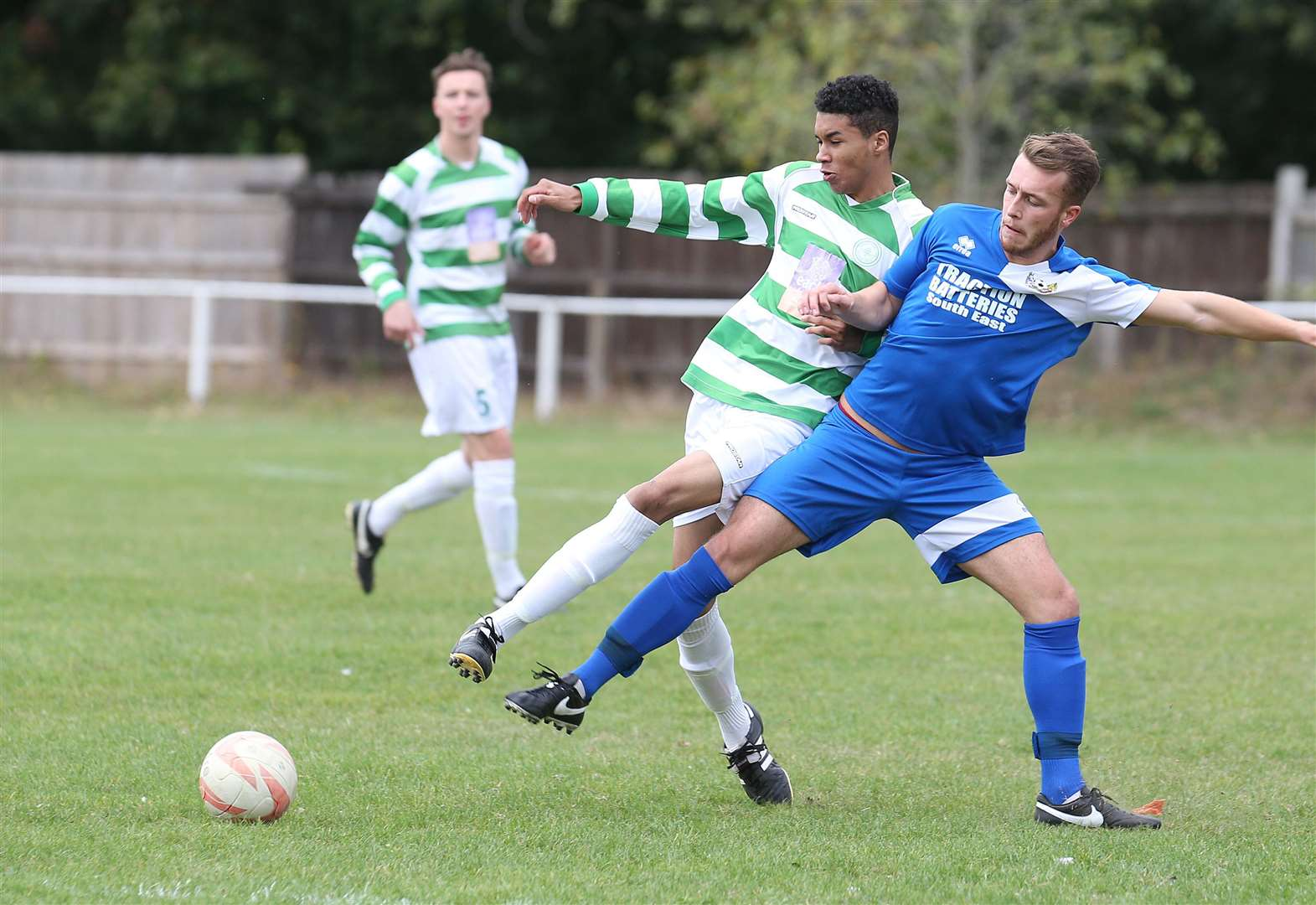 Cornard beaten by 'a top three side'