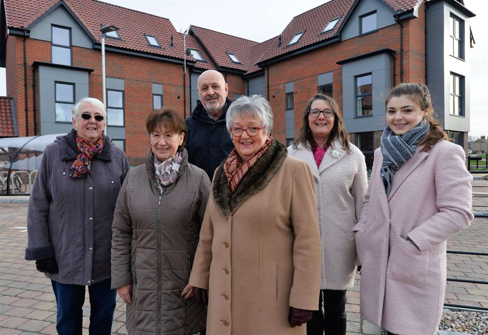 New homes handed over in Soham