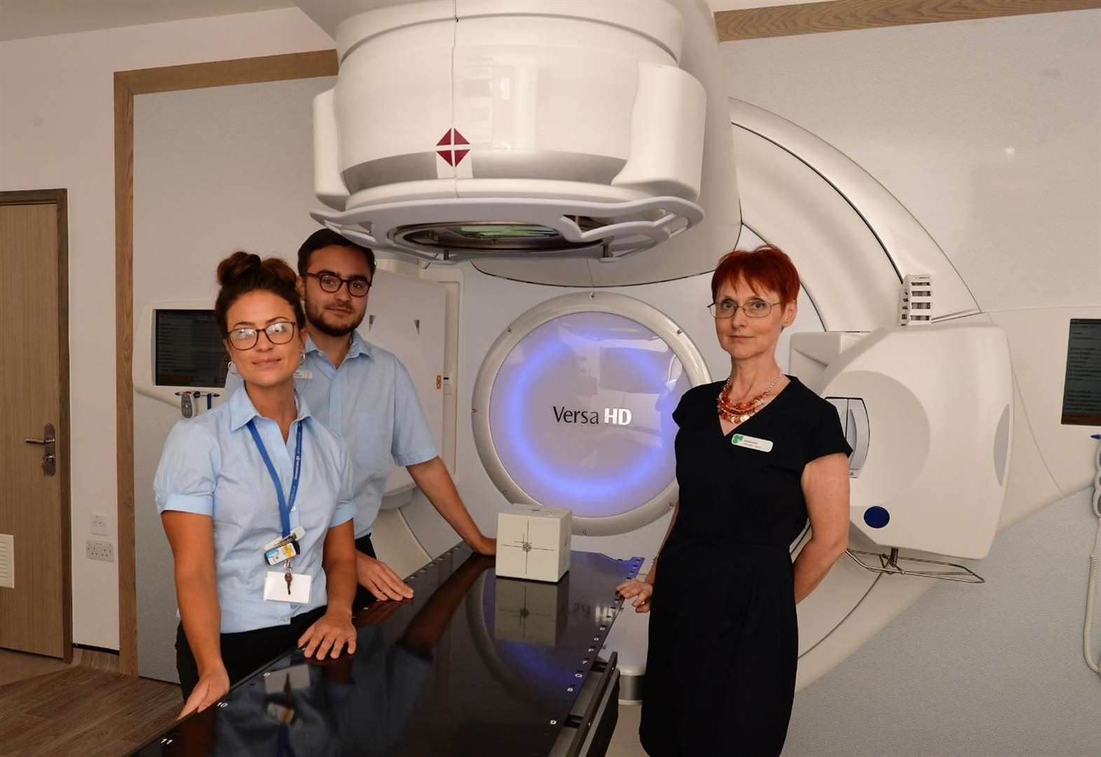 £7 million state-of-the-art cancer treatment centre opened in Newmarket