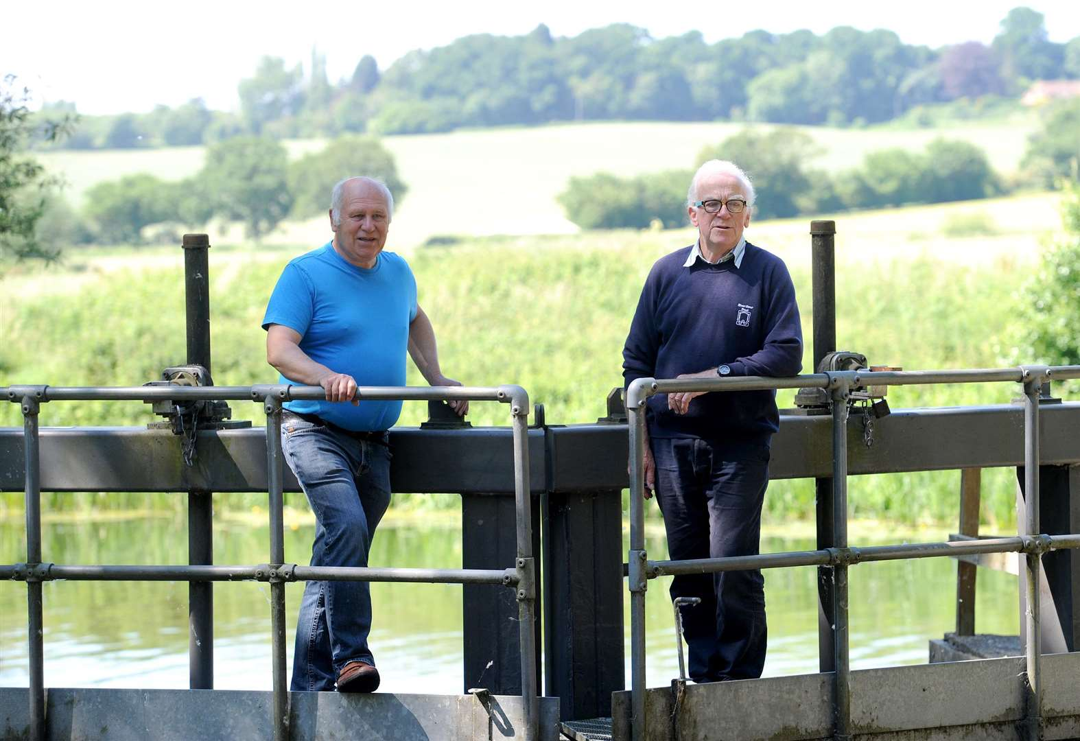 FEATURE: How 50 years of dedication kept River Stour Trust afloat