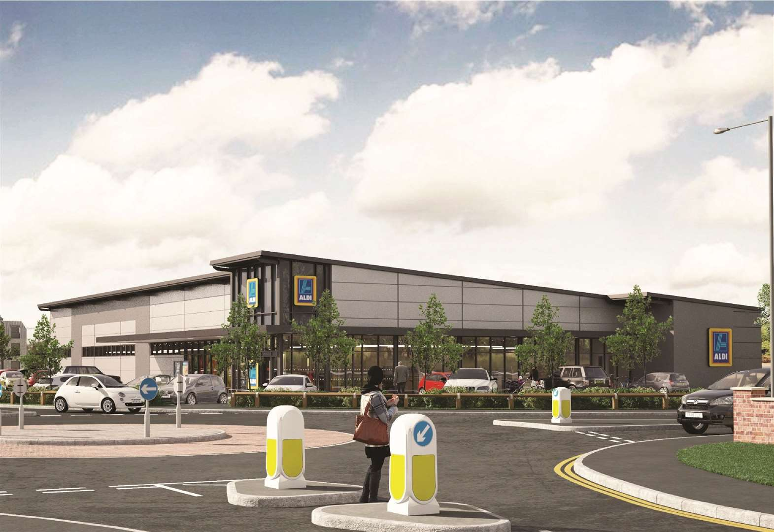Aldi say their Newmarket store is set to open 'next year' but refuse to confirm May 28 as the date