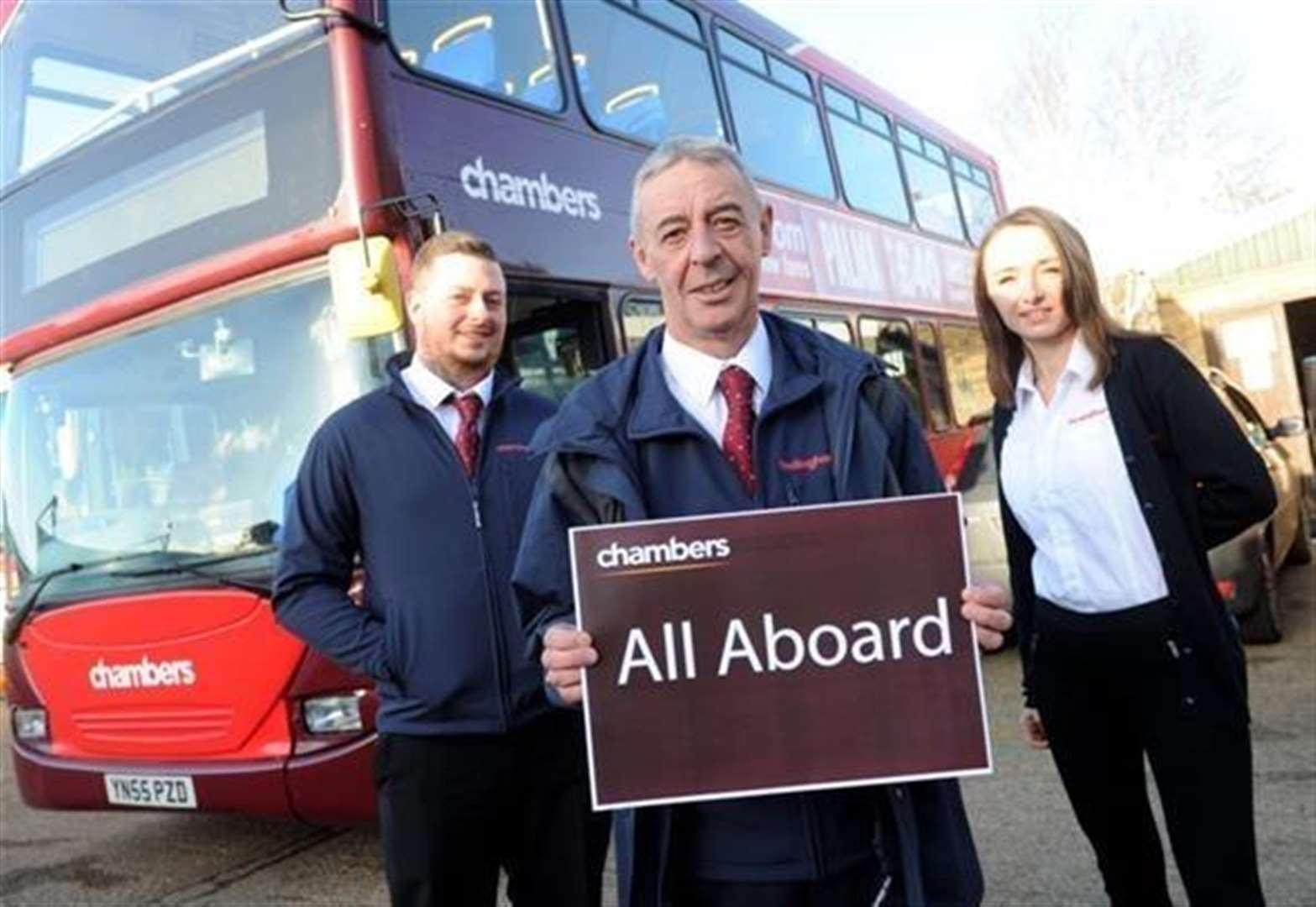 Sudbury transport firm to invest in more services at town's bus station