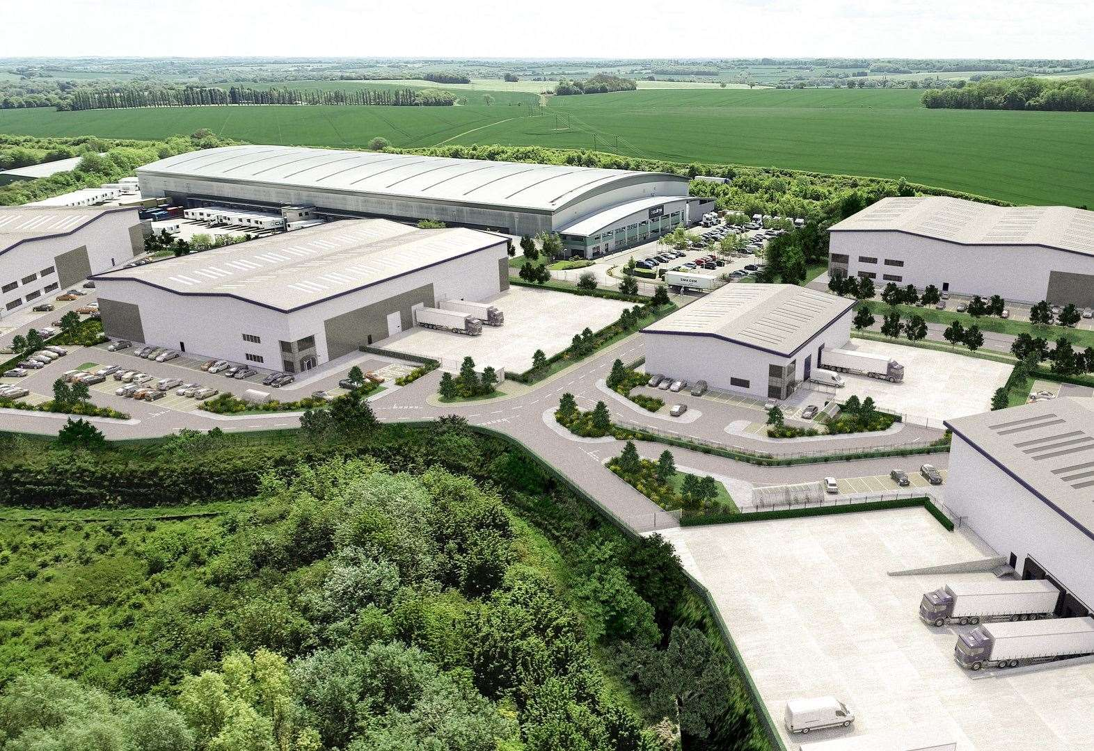 'Delight' after plans for new industrial units are approved