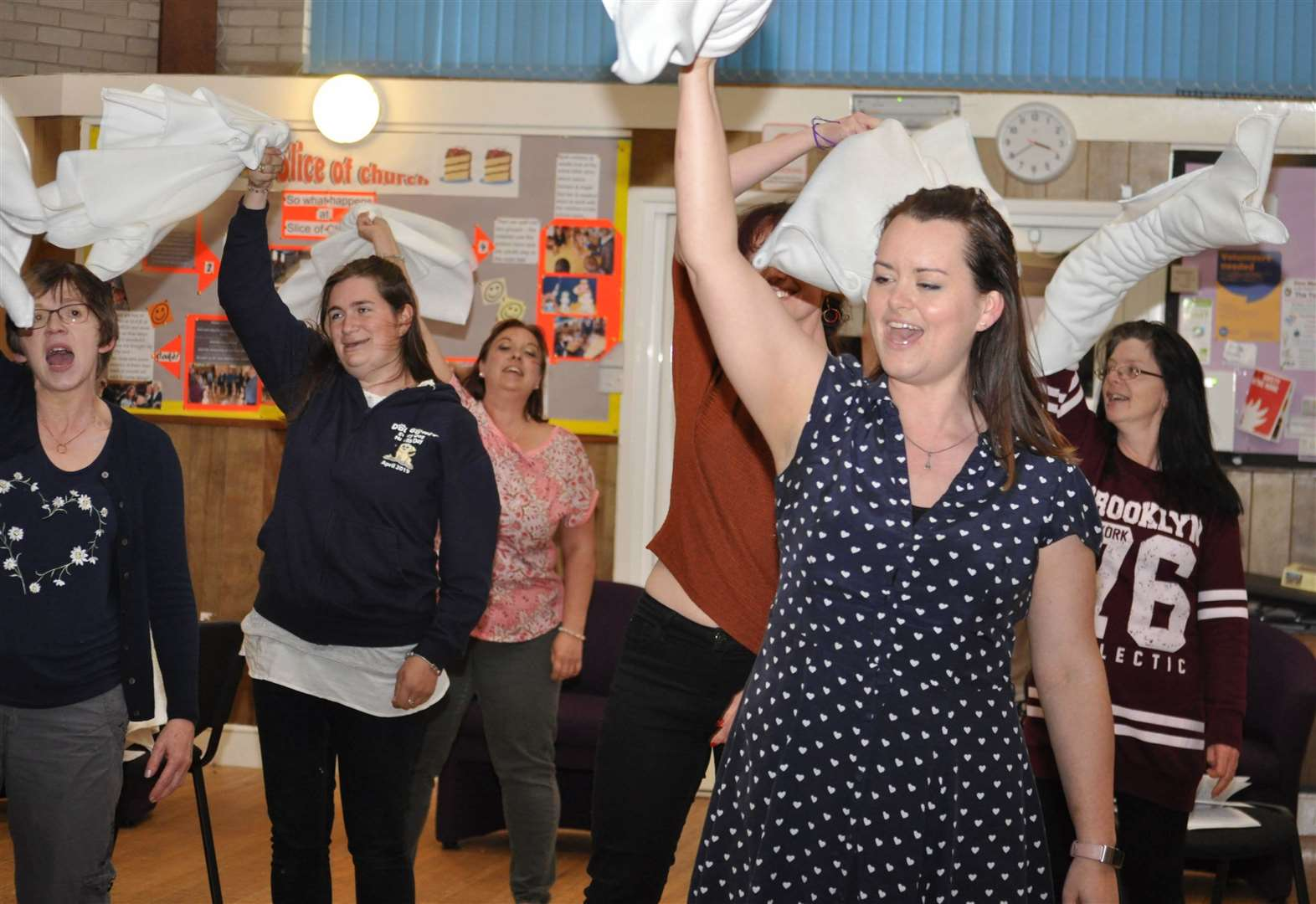Thetford Players get ready for Rodgers and Hammerstein musical