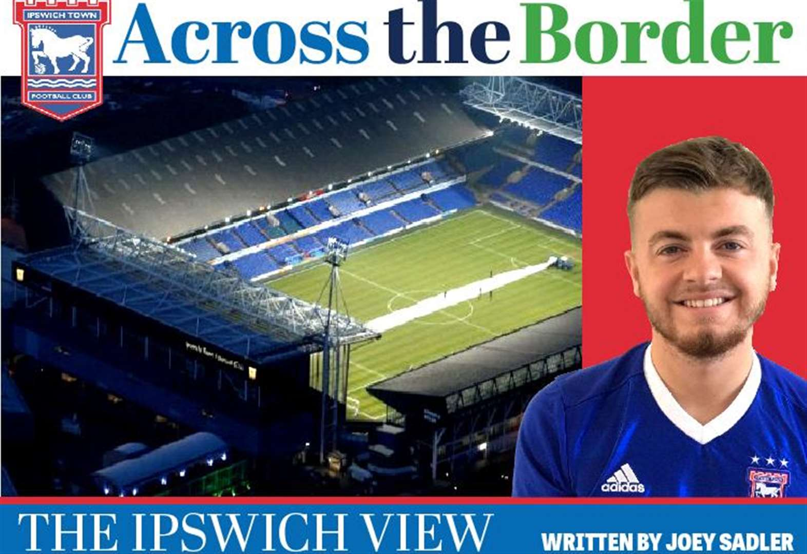 IPSWICH COLUMN: 'Not the greatest start at PR but the buzz still remains'