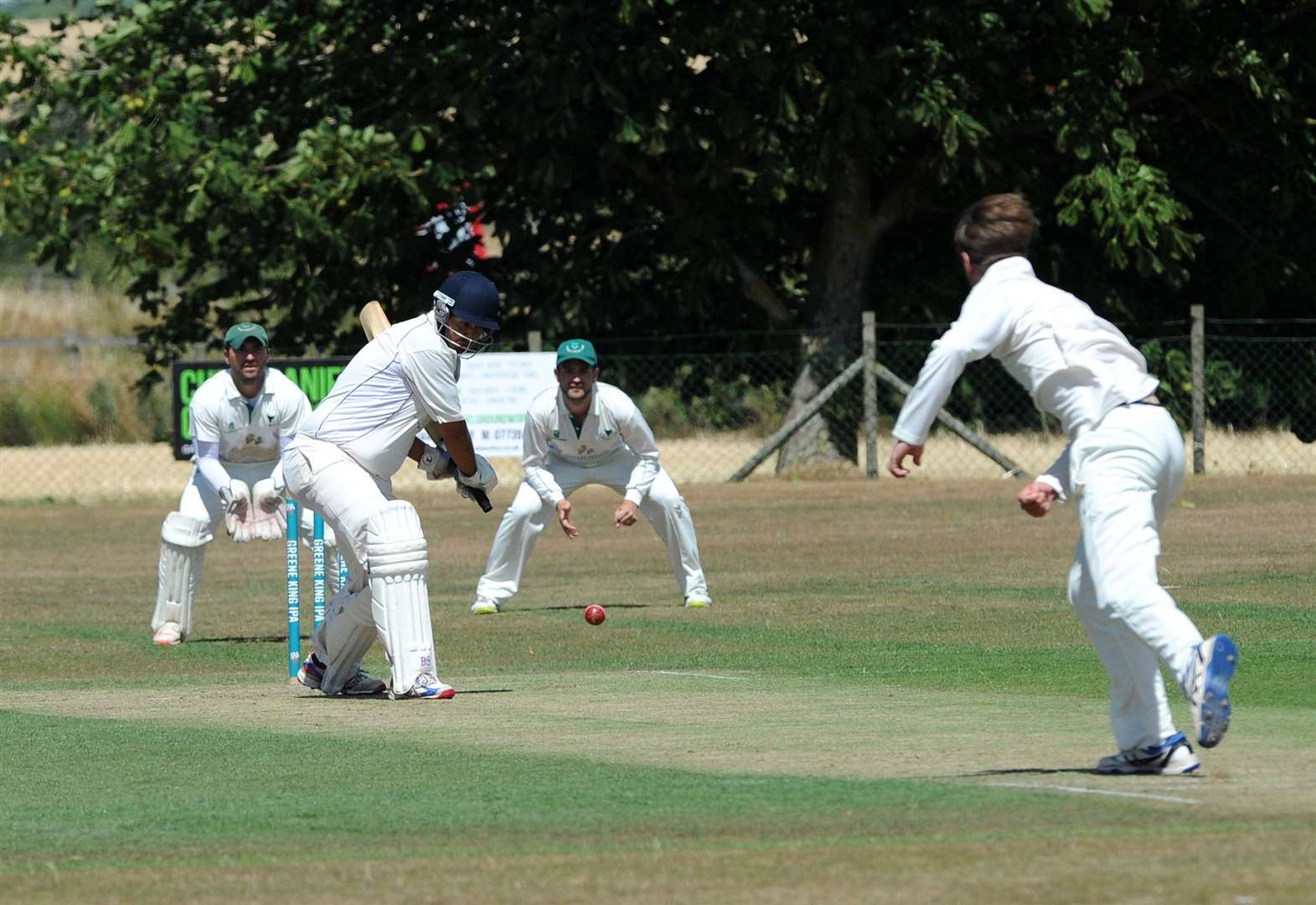 First-day defeats suffered by Worlington and Lakenheath