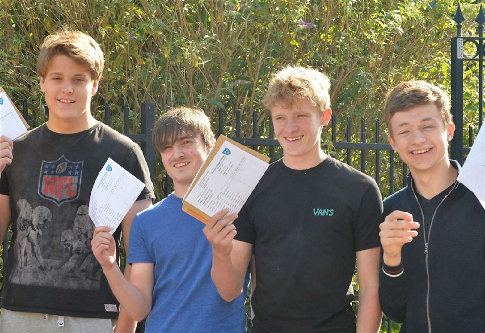 GCSE Results 2019: Soham Village College