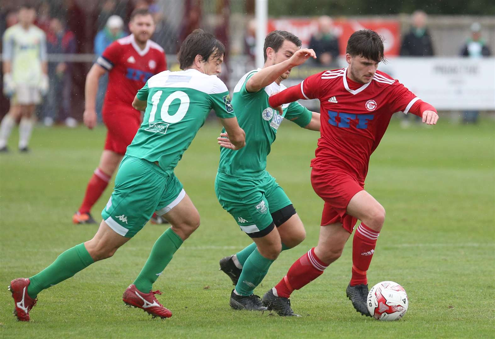 Saturday's local football round-up