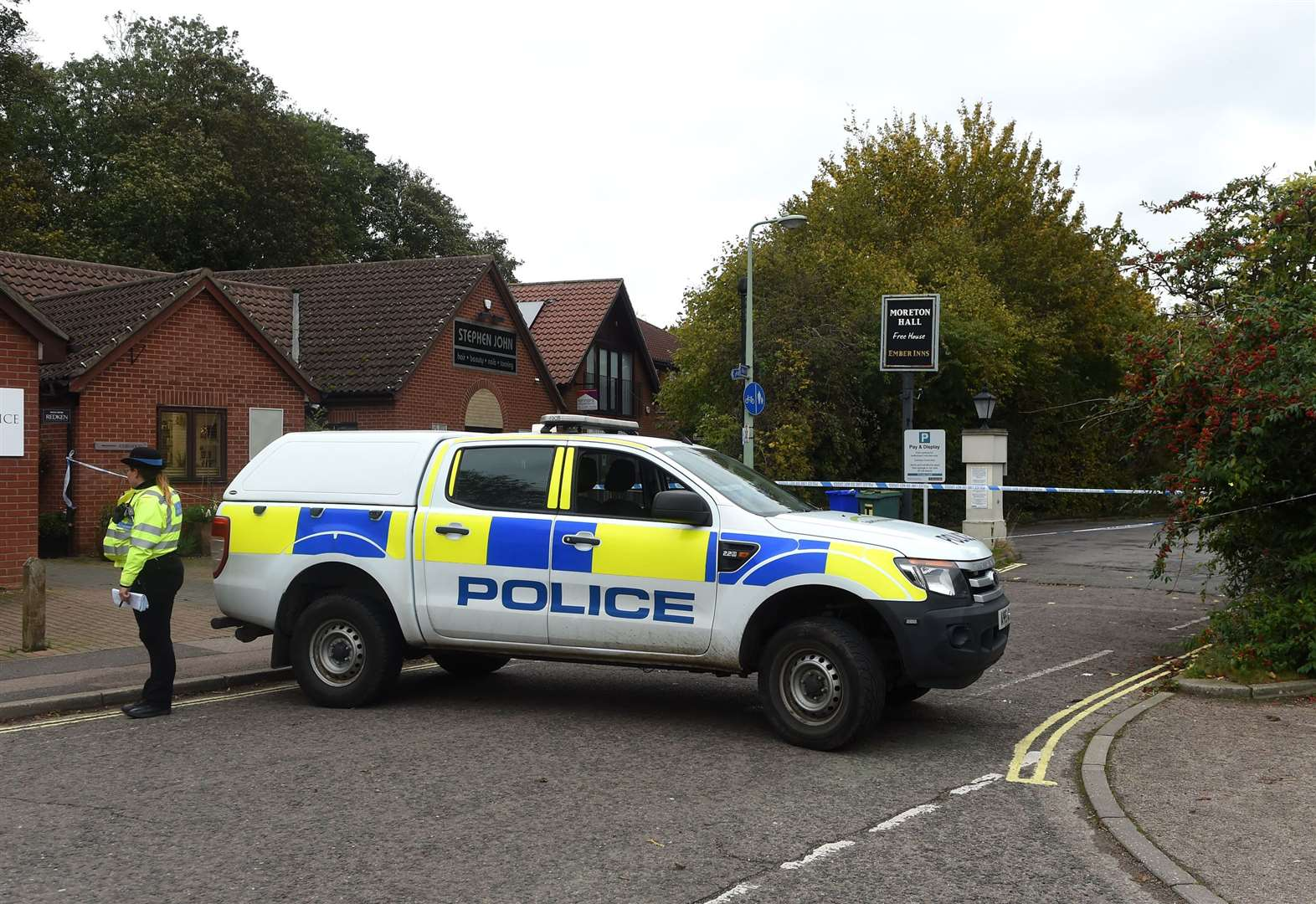 Man, 24, charged over stabbing in Bury St Edmunds
