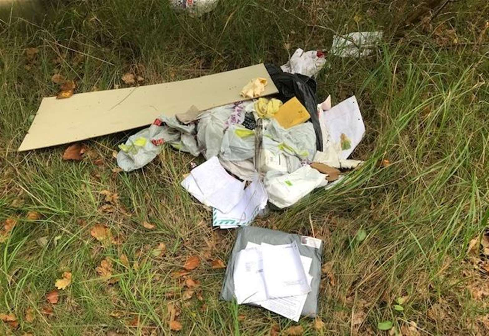 Red Lodge man fined over flytipping
