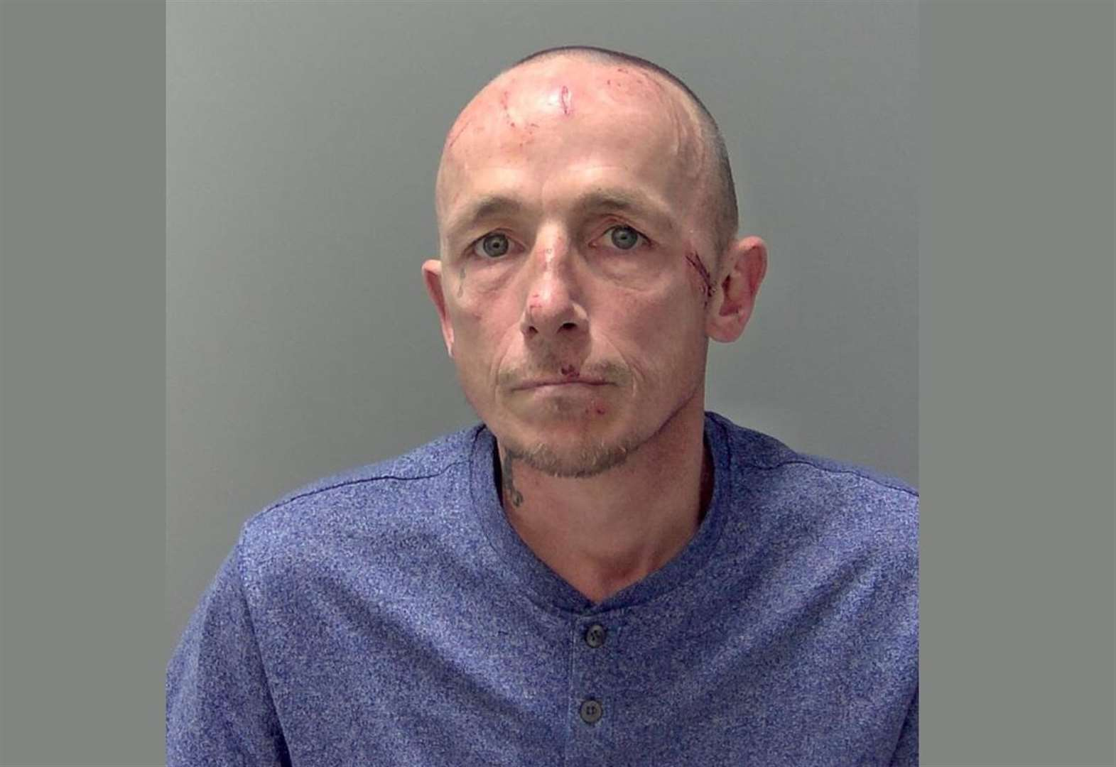 Man jailed for 18 months after pleading guilty to crime spree