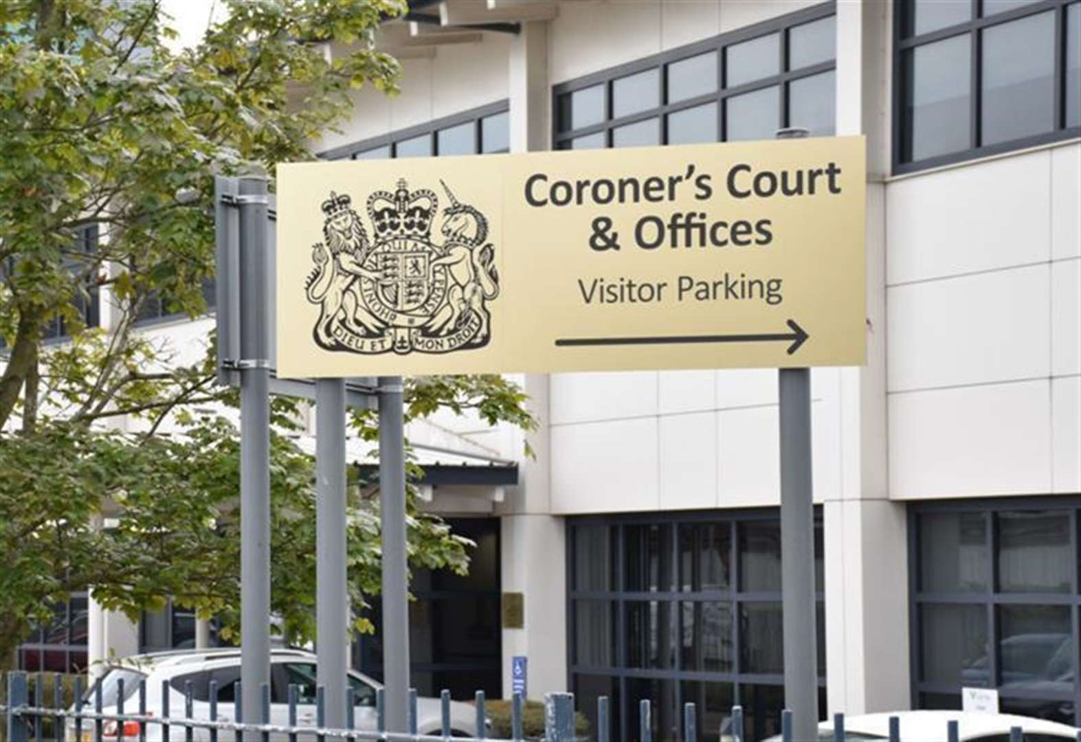 Retired engineer found collapsed in his home, inquest hears