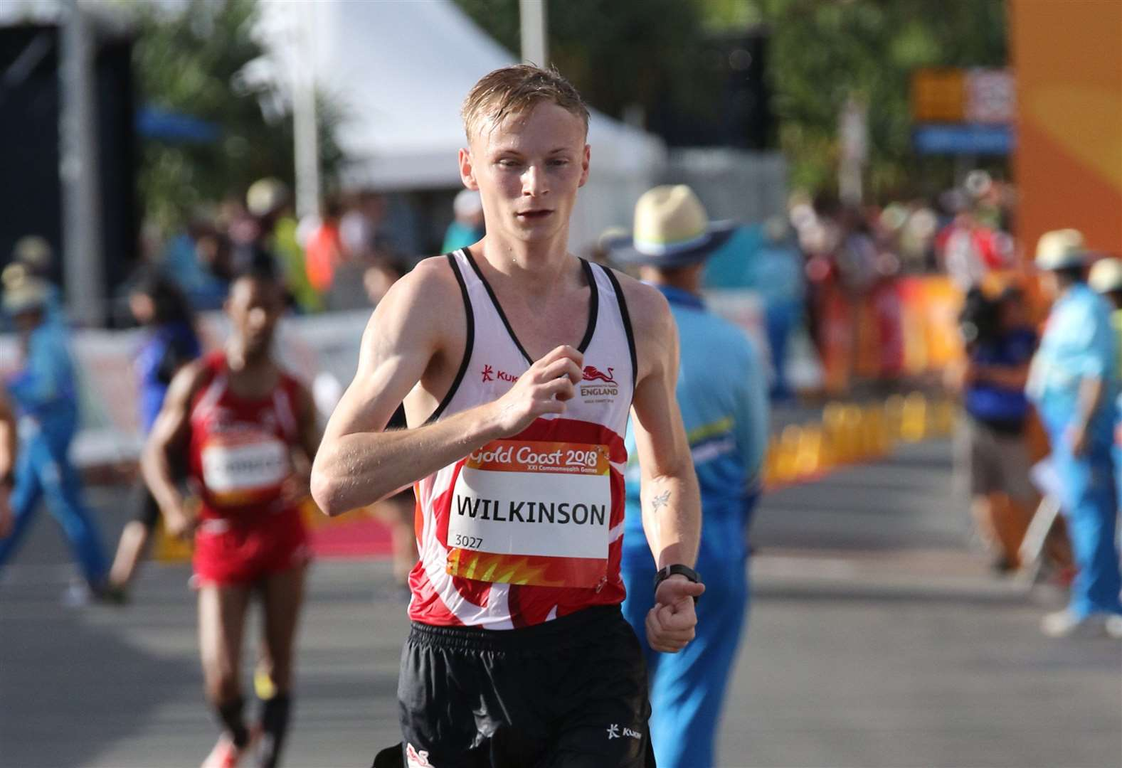 Wilkinson ready for Euro U23 Champs