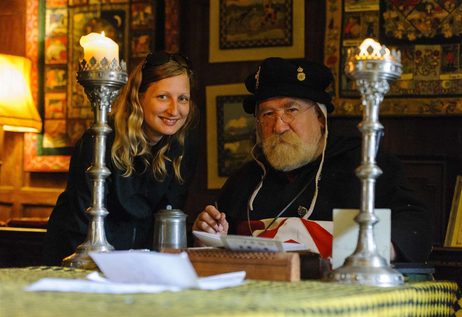 PICTURES: Kentwell Hall returns to Tudor era with midsummer event
