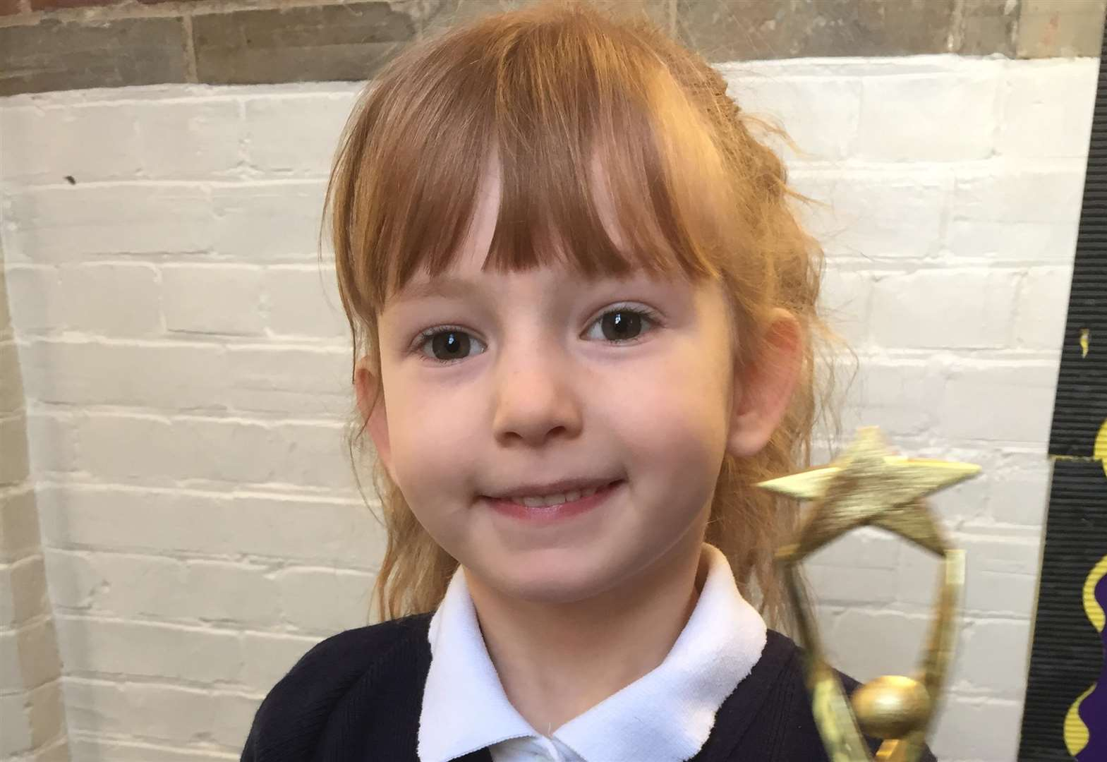 Five-year-old Glemsford girl praised for brave actions after mother hurt in fall