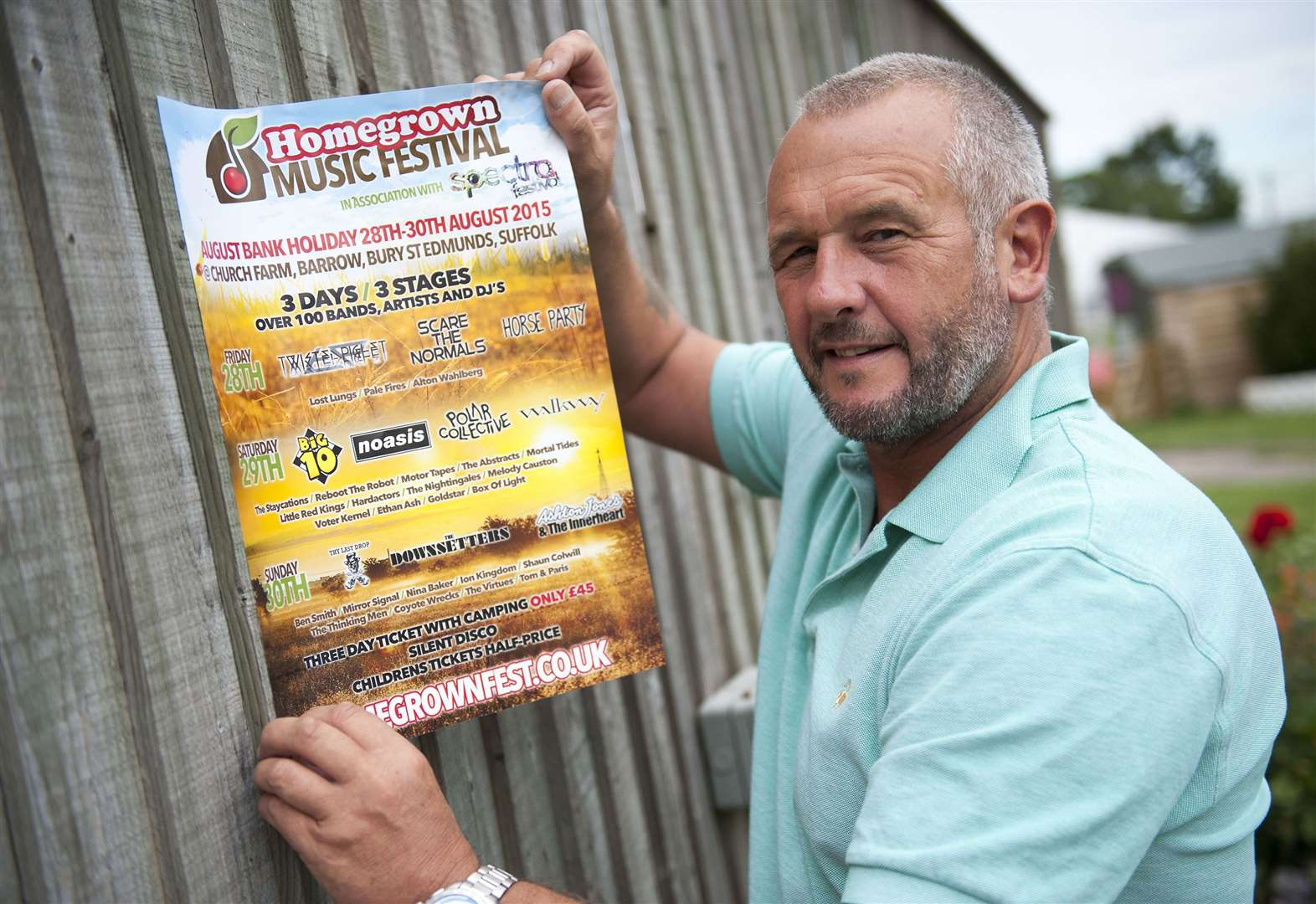 Homegrown manager explains why Barrow music festival has closed
