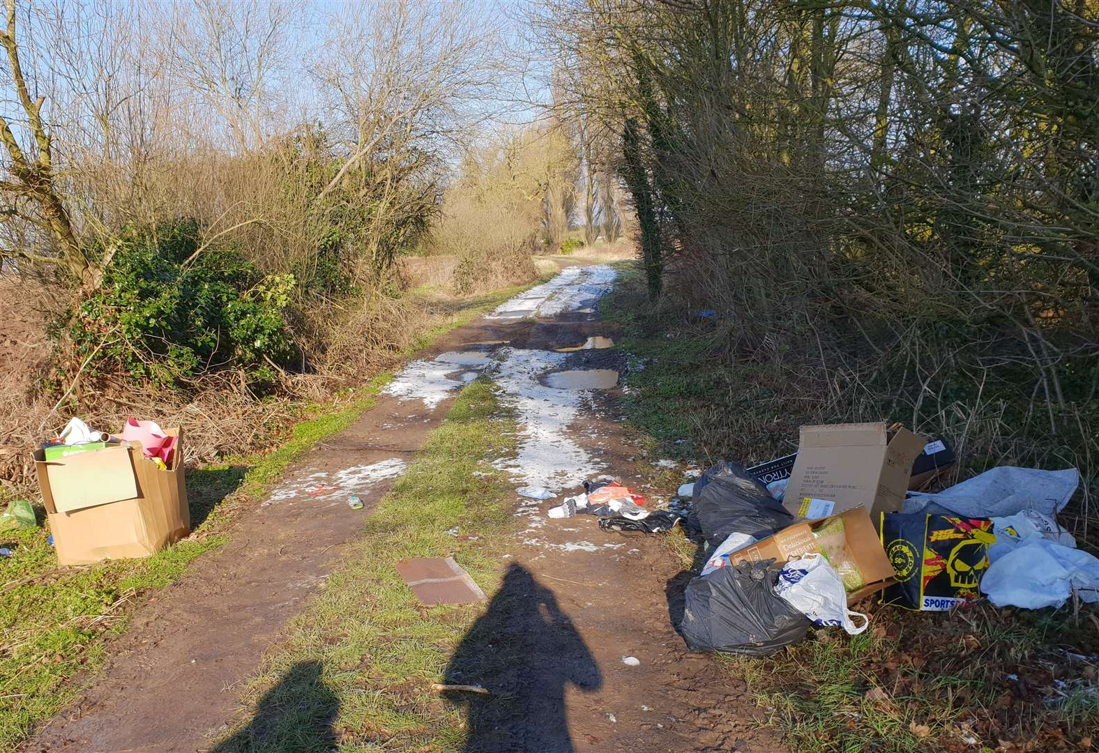 Dramatic rise in fly-tipping recorded in district area