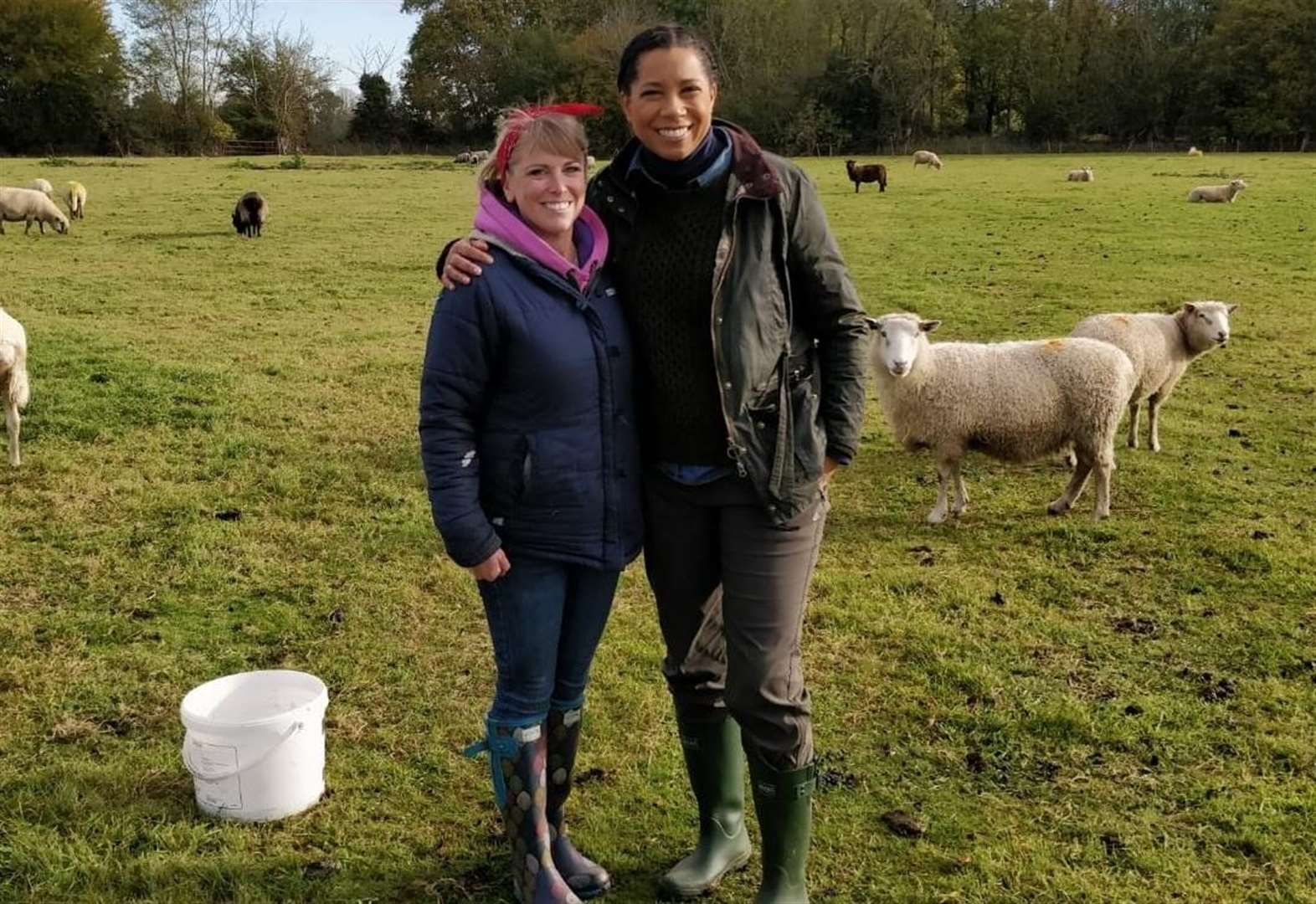 Farm to feature on Countryfile's Suffolk special