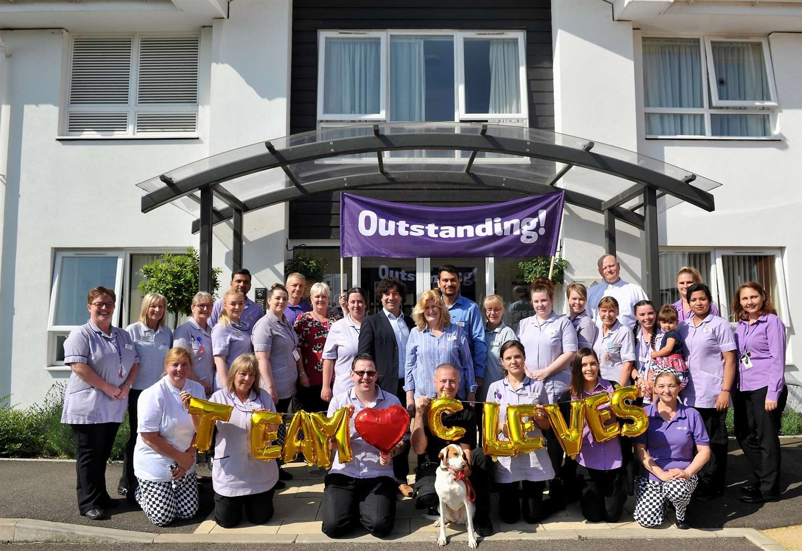 Care Quality Commission praises Haverhill home in its inspection report