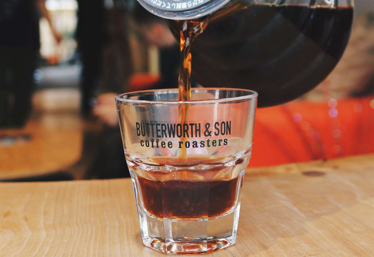 Culture: Coffee expert Rob Butterworth dives in on the subject of water