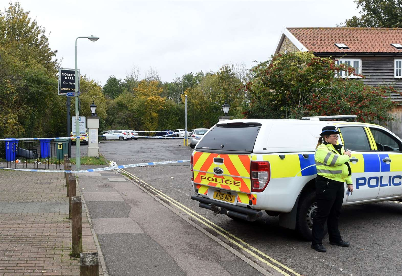 Man, 24, appears in court charged over Bury St Edmunds stabbing