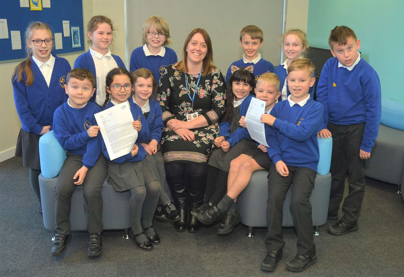 'Good' report for Soham school