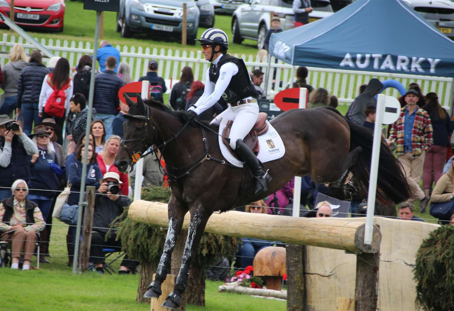 Former Burghley champion Powell pleased with showing