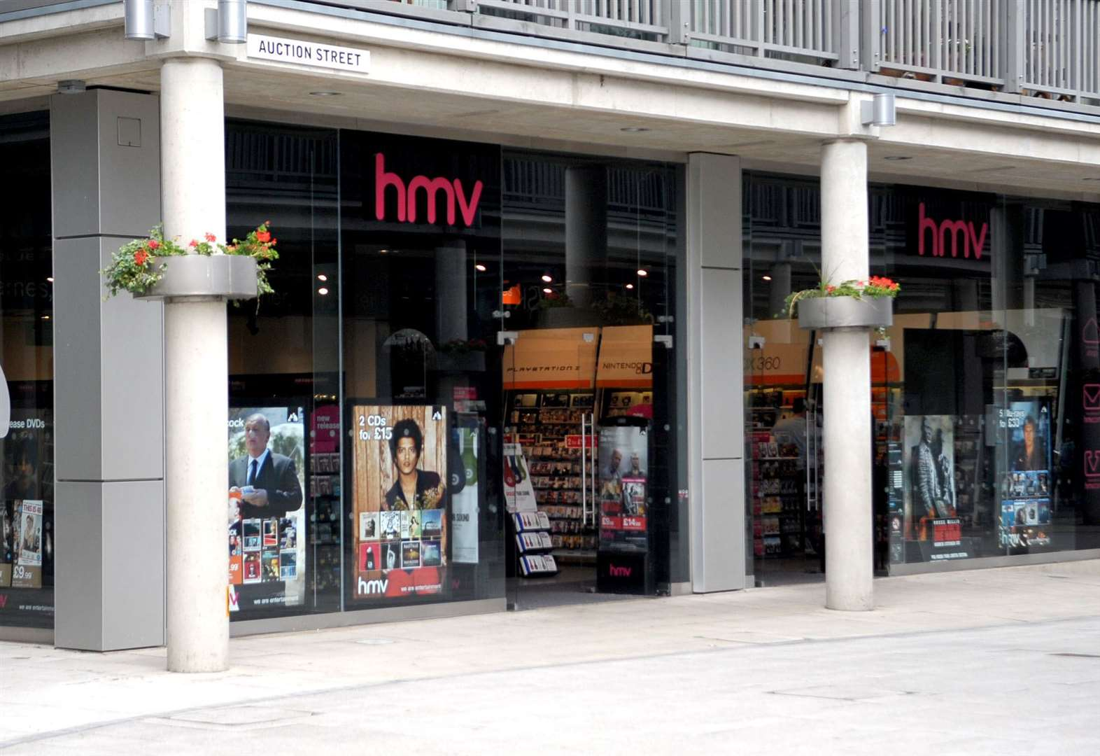 Big name brand announced to replace HMV