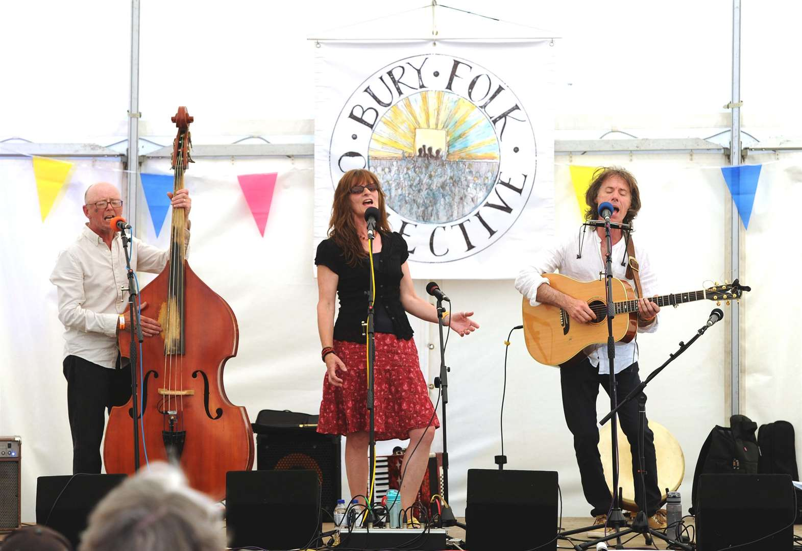 Event hits all the right notes at fourth Bury St Edmunds Folk Festival