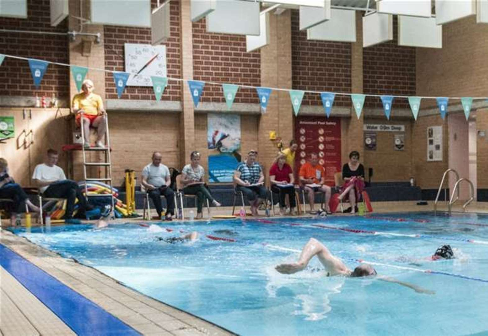 Stowmarket leisure centre could get £2m upgrade