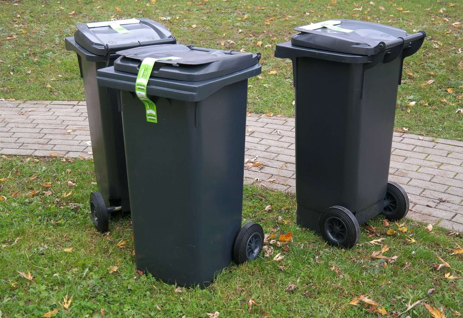 Bin collection days change for 1,700 households in Mid Suffolk and Babergh