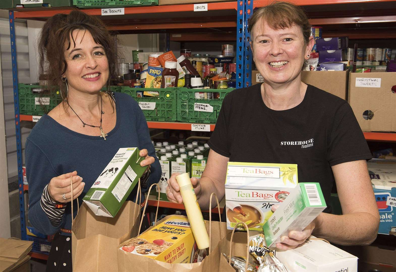 Sudbury foodbank makes desperate plea for cash donations