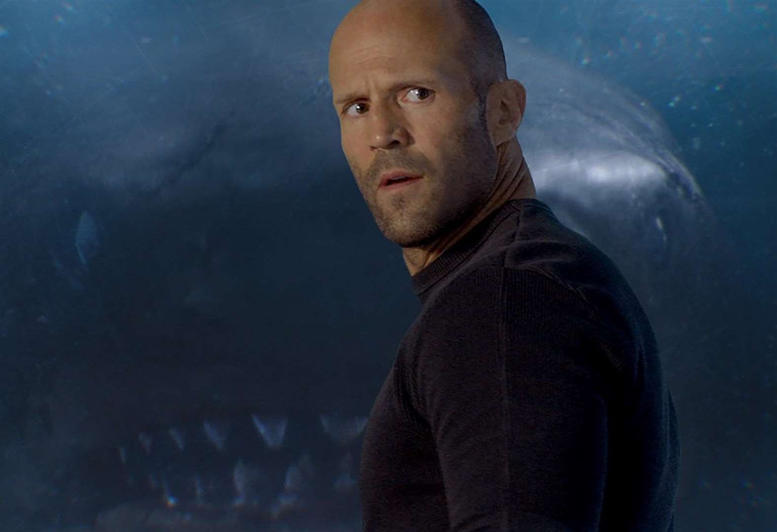 The Meg takes over at the top of film rental chart
